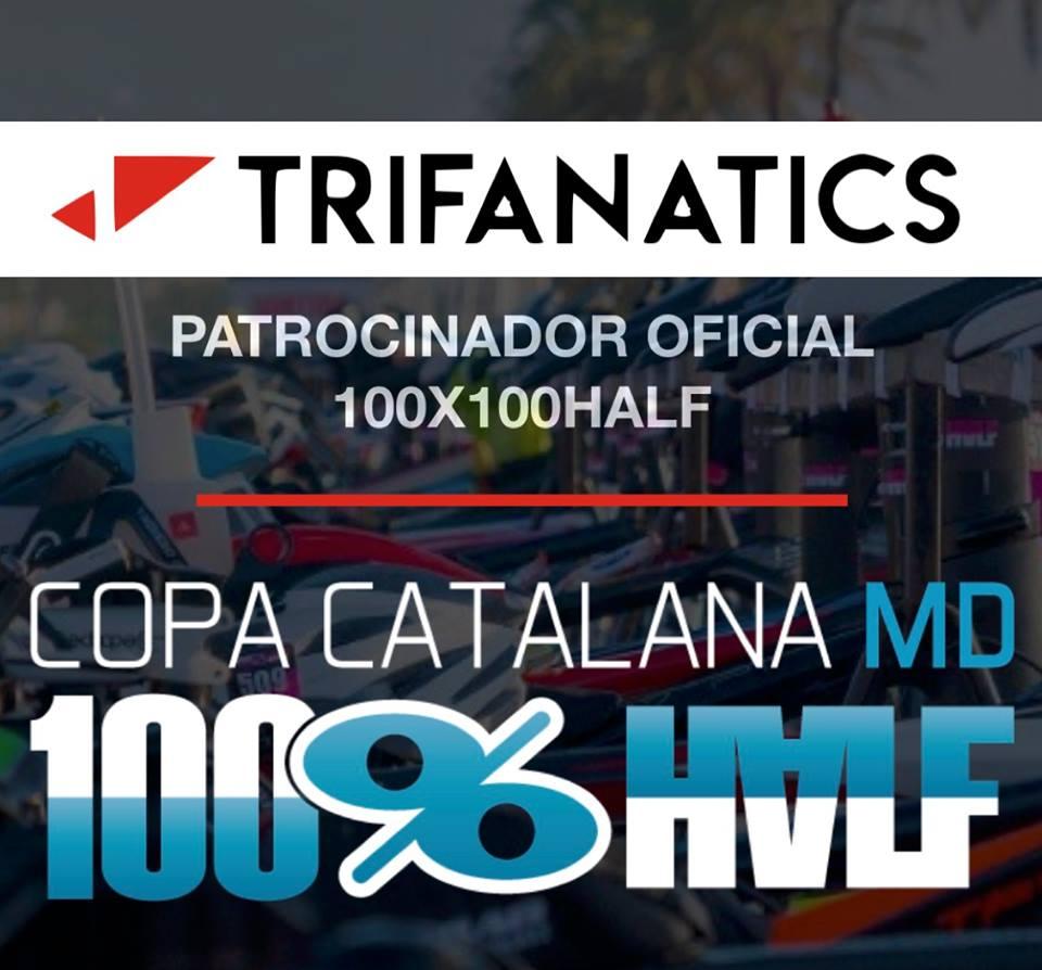 Trifanatics Copa catalana Half triatlón